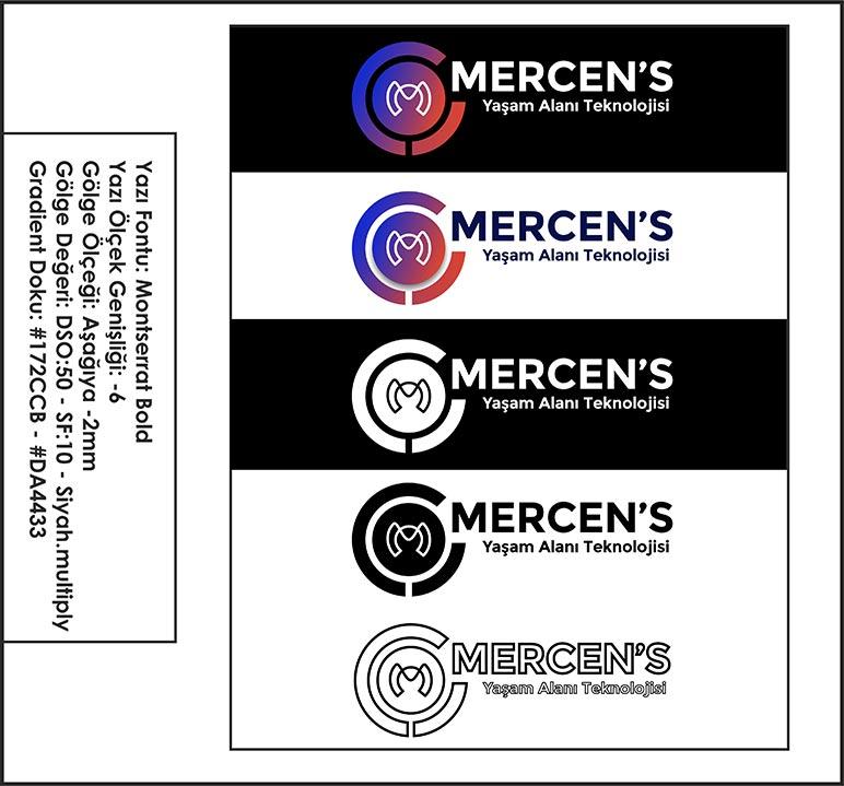 mercens logo vektör